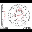 JT Bagkædehjul - JTR1825.48 48 tands 520 Suzuki