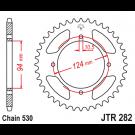 JT 34 Tands Bagkædehjul - JTR282.34 41201-323-010 CB500K CB500F