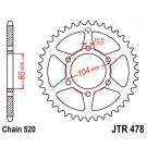 JT fortandhjul 478(1478)/ vælg antal tænder