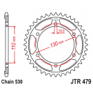 JT Bagkædehjul 48 Tands - JTR479.48 Yamaha R6 530