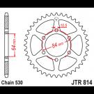JT 42 tands Bagkædehjul - JTR814.42 64511-33751 GS400 GS450