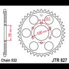 JT 48Tands Bagkædehjul - JTR827.48 GSX-R1100 64511-40C01