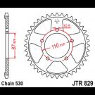 JT 45 tands Bagkædehjul - JTR829.45 64511-20C0 GSX600/750F GSXR400/750/1100