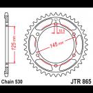 Bagkædehjul RacePro  R865/  vælg antal tænder Yam FZ  FZR FZX