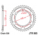 Bagkædehjul JT 865/  vælg antal tænder Yam FZ  FZR FZX