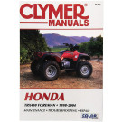 Clymer HONDA TRX400 FOREMAN 1998-2004