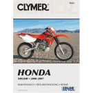 Clymer  Honda XR650R 2000-2007