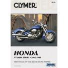 Clymer  Honda VTX1800  2002-2008