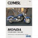 Clymer HONDA VTX 1800