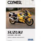 Clymer Suzuki GSX-R600 2001-2005