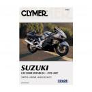 Clymer Suzuki GSX-R 1300 Hayabusa 1999-2007
