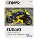 Clymer Suzuki GSX-R1000 2005-2006