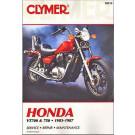 Clymer HONDA VT700 VT750 SHADOW 83-87