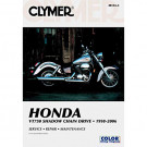 Clymer HONDA VT750 SHADOW 98-06