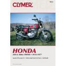 Clymer HONDA CB250 CB360 Twin 74-77