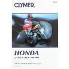 Clymer HONDA ATC185 ATC200 80-86