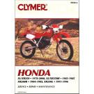 Clymer HONDA  XL250 XL350 XR200 XR250 XR350