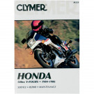 Clymer Honda VF500F & VF500C V30 Magna 84-86