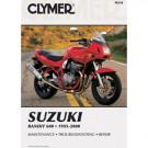 Clymer Suzuki GSF600 Bandit  1995-2000