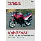 Clymer KAWASAKI GPZ500S 87-02