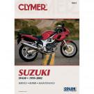 Clymer Suzuki SV 650 1999-2002