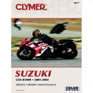 Clymer Suzuki GSX-R1000 2000-2004