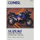 Clymer Suzuki  SUZUKIGSX600F 88-96 SXR750/1100 86-87