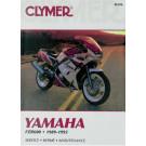 Clymer værkstedsbog YAMAHA FZR 600 89-93