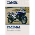 Clymer YAMAHA FJ1100 FJ1200 84-93