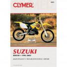 Clymer SUZUKI RM250 1996-2002