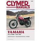 Clymer YAMAHA XT500 TT500 76-81
