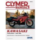 Clymer KAWASAKI GTR 1000 86-03