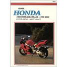 Clymer HONDA CBR900 RR 93-99