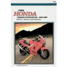 Clymer HONDA VFR800 98-00
