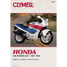 Clymer HONDA CBR600 FH-L 87-90