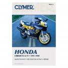 Clymer  Honda CBR600 F2 & F3 91-98