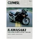Clymer Kawasaki GPZ900 GPZ1000 ZX10 ZZR1100 1984-2001