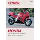 Clymer  Honda VFR700F  VFR750F 1986-1997