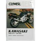 Clymer KAWASAKI ZZ-R600 1990-2004