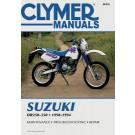 Clymer SUZUKI DR250 DR350 1990-1994