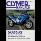 Clymer Suzuki GSX-R750 (1988-1992) & GSX750F Katana (1989-1996)