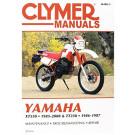 Clymer YAMAHA XT350 TT 350