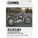 Clymer SUZUKI VS700 VS750 VS800 INTRUDER