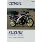 Clymer SUZUKIGS500 twin 1989-2002