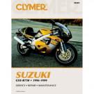 Clymer SUZUKI GSX-R750, 1996-1999