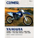 Clymer YAMAHA YZ400 YZ426 WR400 98-00