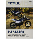 Clymer YAMAHA PW50 PW80 81-02