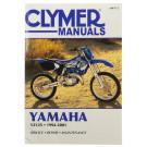 Clymer YAMAHA YZ125 94-01