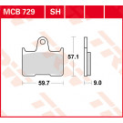 TRW MCB729SH  - Sinter bag (Suzuki) BAG