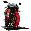 Dækvarmere MotoGP TRACK TYRE WARMERS (PAIR) WITH 2 PIN EURO PLUGS  vælg størrelse